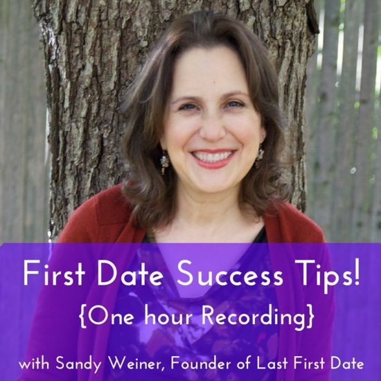 Successful first date tips
