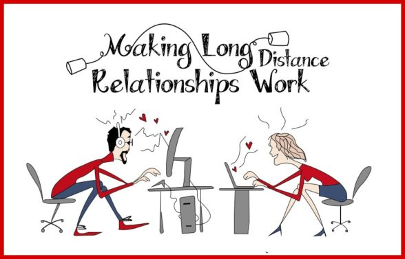 INFOGRAPHIC] How to Make a Long Distance Relationship Work