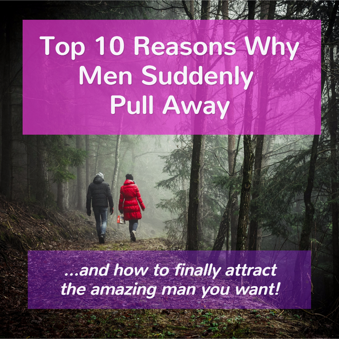 dating what to do when he pulls away You have been dating for  to get him to come out of his shell when he pulls away published on  with their guy and do not understand when he feels the need.