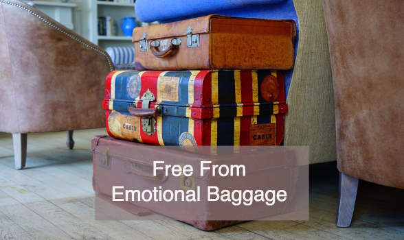 Dating a guy with emotional baggage