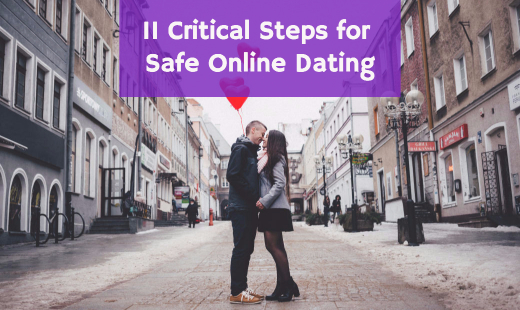 How safe is online dating