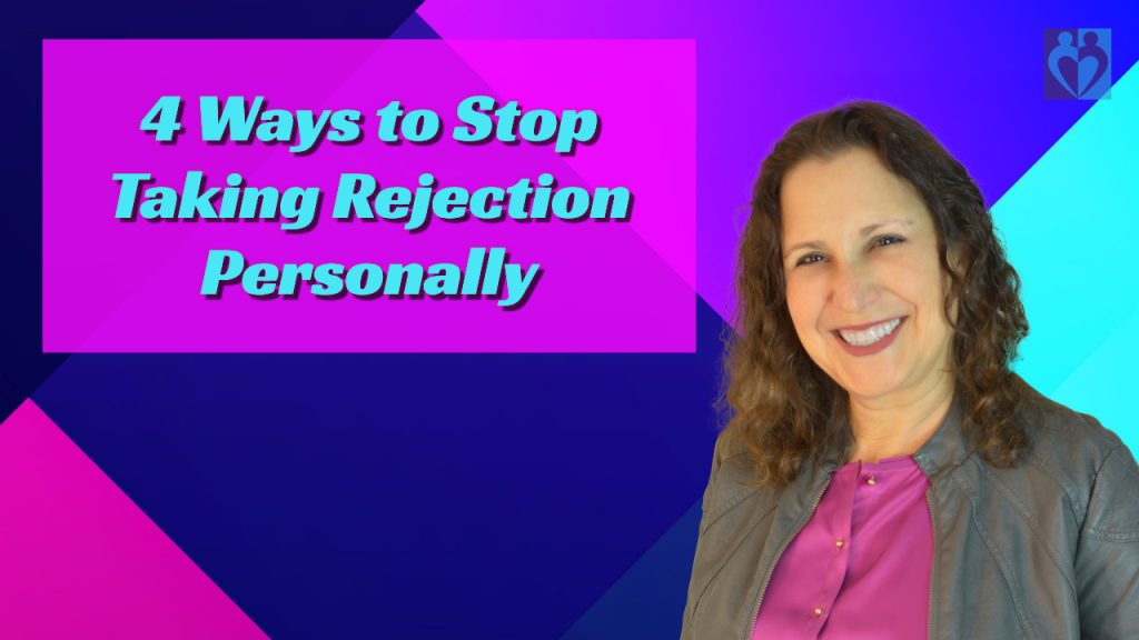 taking rejection personally